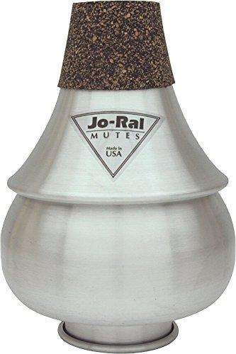 JoRal TRB3 Aluminum Trombone Bubble Mute TRB-3