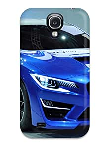 New Galaxy S4 Case Cover Casing(subaru Wrx Sti 21)