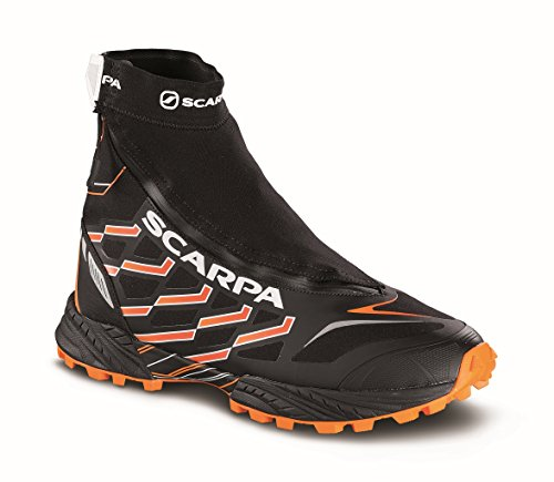 Scarpa Mojito GTX Shoe Men's black Walking orange wRnfawCqr