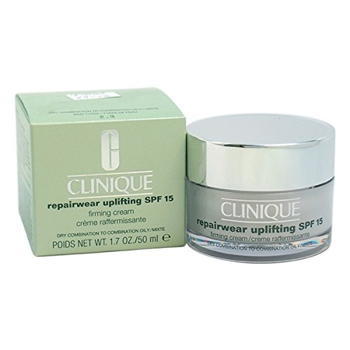 - Repairwear Uplifting SPF 15 Firming Cream - Dry Combination To Oily Skin by Clinique for Unisex