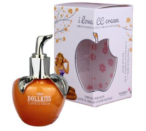 Baviphat - Dollkiss - I Love CC Cream - Color Change 03 Orange - Make Up