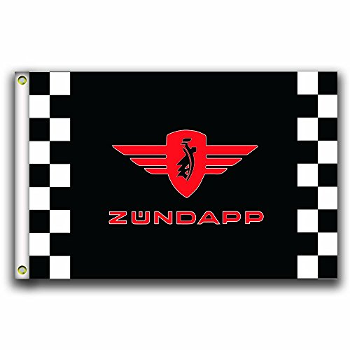 MCCOCO Zundapp Racing Flags Banner 3X5FT-90X150CM 100% for sale  Delivered anywhere in USA