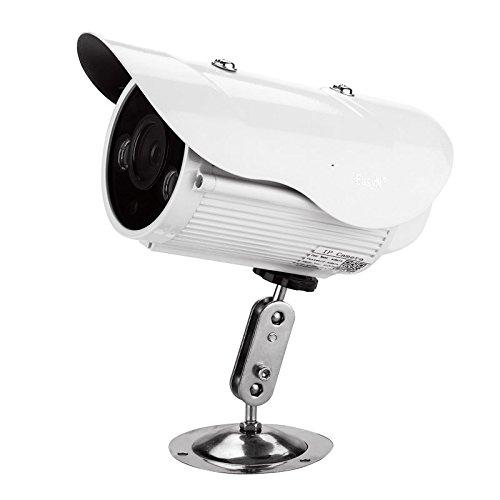 Outdoor Weatherproof 720p IP Camera - 3x Dot Matrix LEDs, 70