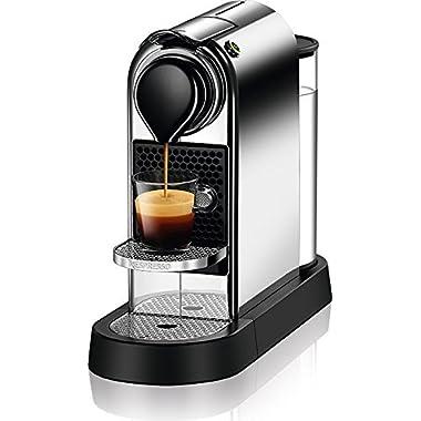 Nespresso C112-US-CH-NE Citiz Espresso Machine, Chrome