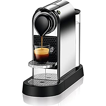 Nespresso C112-US-CH-NE Citiz Espresso Machine, Chrome