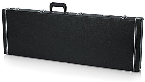 Laminated Wood Bass Guitar Case - 1
