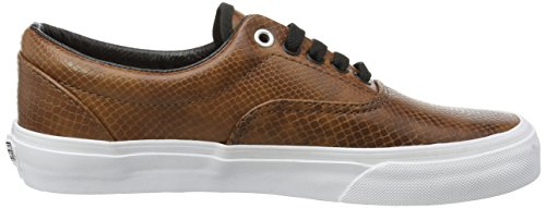 Black Snake Adulto Zapatilla Unisex Brown Vans Marrón Era Brown Baja 04Anxw8q