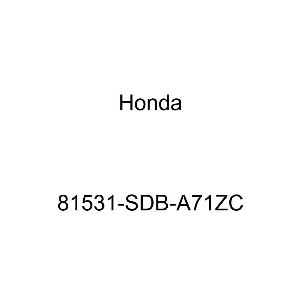 Honda Genuine 81531-SDB-A71ZC Cushion Trim Cover