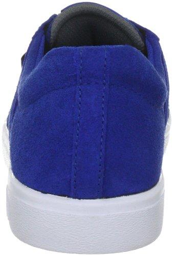 Supra KIDS WESTON S12003K - Zapatillas de ante para niños Azul
