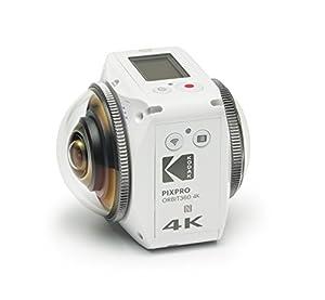 Kodak Pixpro Orbit360 4k 360° VR Camera