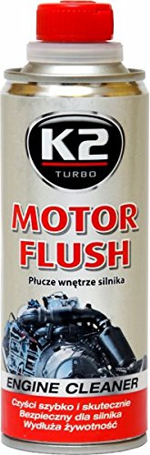 K2 Motor Flush Engine Cleaner, cleans the, Engine, Engine Flush engine, 250 ml: