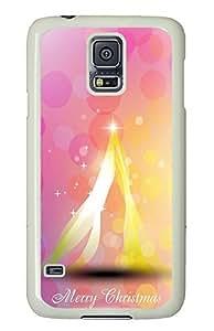 Samsung Galaxy S5 Christmas Carols 2 PC Custom Samsung Galaxy S5 Case Cover White