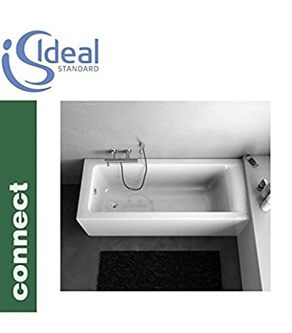 Vasca Ideal Standard Connect.Ideal Standard Connect Art E1244 Vasca Rettangolare Da Incasso