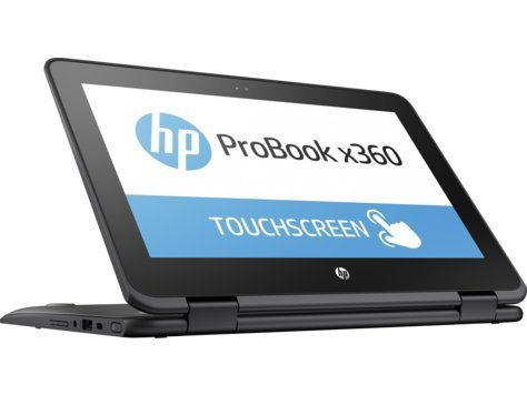 2018 HP ProBook x360 11-G1 EE 11.6'' HD Touchscreen Convertible Laptop Computer, Intel Dual-Core N3350 up to 2.4GHz, 4GB DDR3 RAM, 128GB SSD, HDMI, WiFi 802.11ac, Bluetooth 4.2, Windows 10 Professional by HP