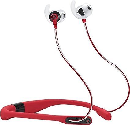 JBL Reflect Fit Rojo Intraaural Dentro de oído, Banda para Cuello Auricular - Auriculares (