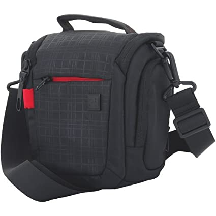 Platinum Series DSLR Small Camera Bag (PT-DSLB01-C) - Black