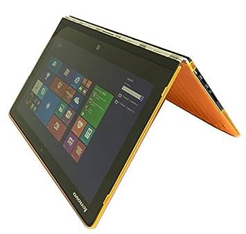 mCover Ligero Funda Dura Lenovo Yoga 900 (aka Yoga 4 Pro) 13,3 Pulgadas portátil - Naranja