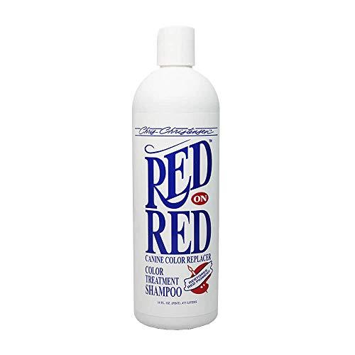 Chris Christensen Red on Red Shampoo - Red Shampoo Dog