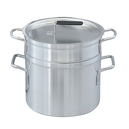 Vollrath 43049-2 Wear-Ever 17.5 Qt. Aluminum Inset for 67717 Double Boiler by Vollrath