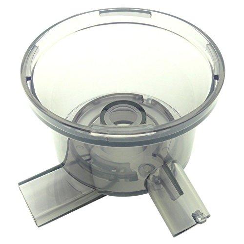 Panasonic recipiente cuenco bañera cesta Zumo Exprimidor Extractor ...