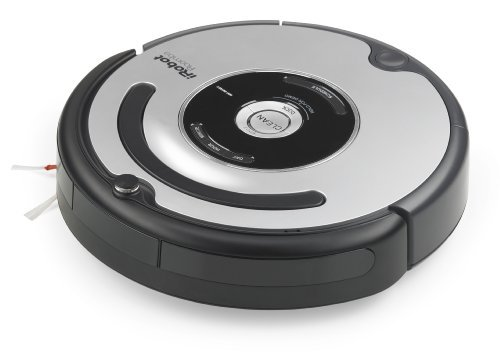 Amazon.com - iRobot Roomba 555 Robotic Vacuum Cleaner - Household Robotic Vacuums