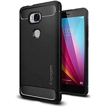 Amazon.com: kwmobile TPU Silicone Case for Huawei Honor 5X ...