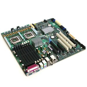 Genuine Dell Motherboard with Tray for Precision Workstation 690 Dell Part Numbers: MY171, F9394, DT029, HR002