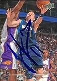 J.J. Jose Barea autographed Basketball card (Dallas Mavericks) 2008 Upper Deck #39 - Basketball Autographed Cards