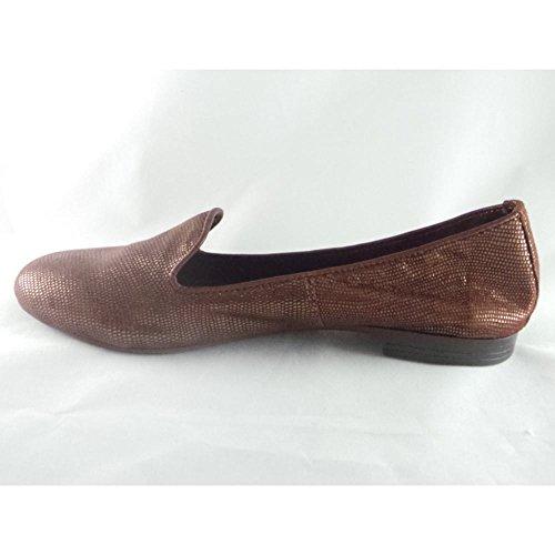 Marco Tozzi - Zapatos de cordones para mujer marrón marrón marrón
