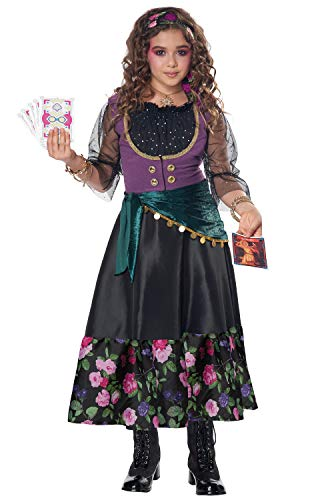 Miss Fortune Gypsy Costumes - California Costumes Miss T. Fye, Teller