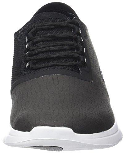 Lacoste Herren Lt Fit 118 1 SPM Sneaker Schwarz (Blk/Wht)