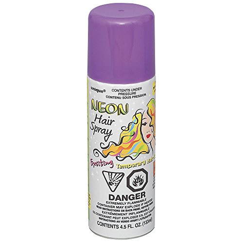 unique-hair-color-spray-purple