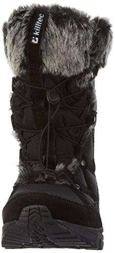 Doublure Schwarz 00200 Chaude Hauteur Moyenne De Neige schwarz Bottes Kyra Femme Killtec Noir qSwaYY