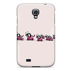 Unique Design Galaxy S4 Durable Tpu Case Cover Dog Chase