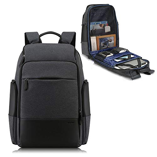 Bopai 36L Unisex Travel Backpack for Men 15.6 inch Laptop Backpack with USB Charging Port Flight Approved Carry on Backpack