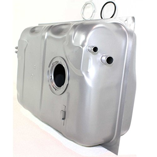 Diften 197-C0232-X01 - New Fuel Tank Gas Silver 15 Gallons Jeep Wrangler (YJ) 90 89 88 87 1990 1989 ()