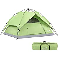 Automatic Hydraulic Camping Tents, Instant Pop Up 3-4...