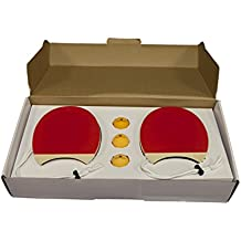 Sport Squad Brodmann Blade Table Tennis Hand Racket Set