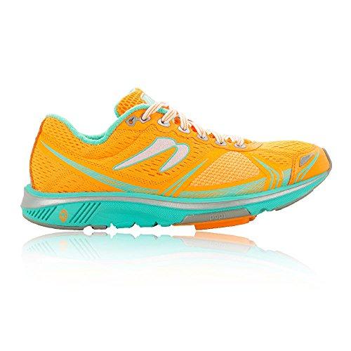 Newton Running Women's Motion 7 Orange/Silver 10 B US by Newton