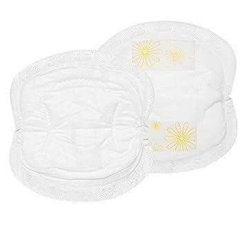Amazon.com : Enfermería desechable cojines del sujetador, 120 Conde : Baby