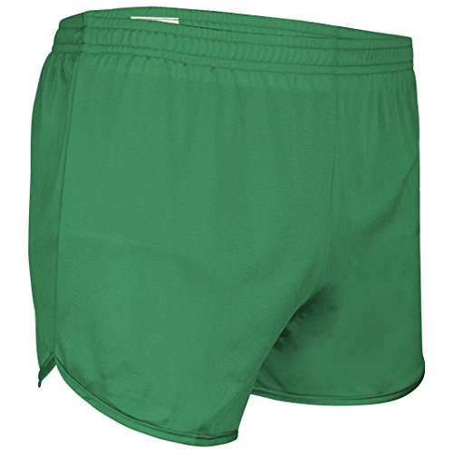 Men's Athletic Gym Shorts for Running, Cycling, Yoga, and Sports TR-60 Kelly ()