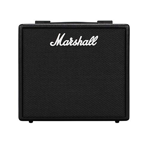 """Marshall Amps Code 25 Amplifier Part (CODE25),15"""" x 10"""" x 15"""",Black"""