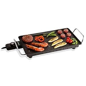 Plancha cocina mondial 46x26 2500w hogar for Amazon planchas de cocina