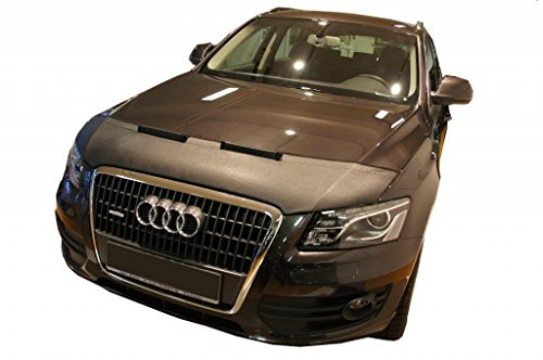 HOOD BRA Front End Nose Mask for Audi Q5 since 2008 Bonnet Bra STONEGUARD PROTECTOR TUNING