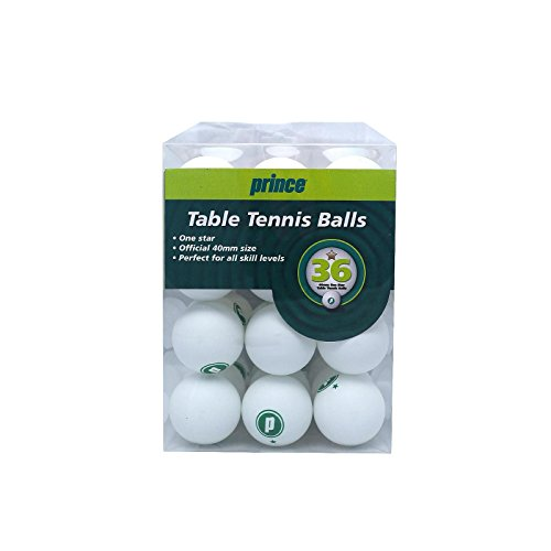 Prince Table Tennis Balls by Prince