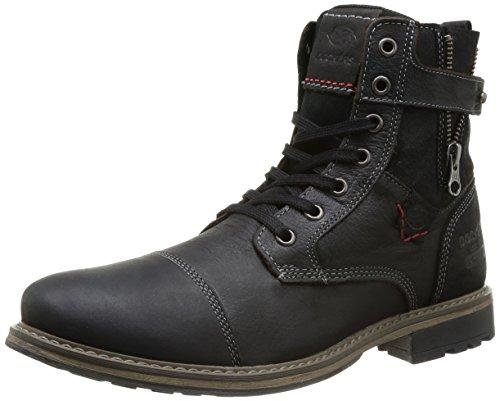 Dockers 355223-239001 - Botines Hombre Schwarz 001