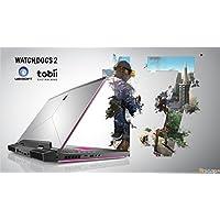 Alienware 17 R4 RAID zero Supreme Gaming machine 17.3 4K (3840 x 2160) IPS Anti-Glare Display with Tobii IR Eye-tracking VR Ready 7th Gen i7-7820HK 32GB 2TB SSD Upgrade NVIDIA GTX 1080 8G Win 10 Pro