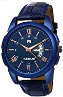 Redux Analogue Blue Dial Men's & Boy's Watch