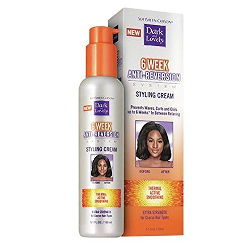 Soft Sheen Carson Dark and Lovely 6 Week Anti-reversion System Styling Creme ()