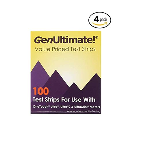 Genultimate 4 Boxes of 100